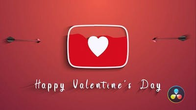 Valentines Day (Youtube Logo)