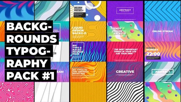 Thumbnail for Generador de fondos abstractos FCPX
