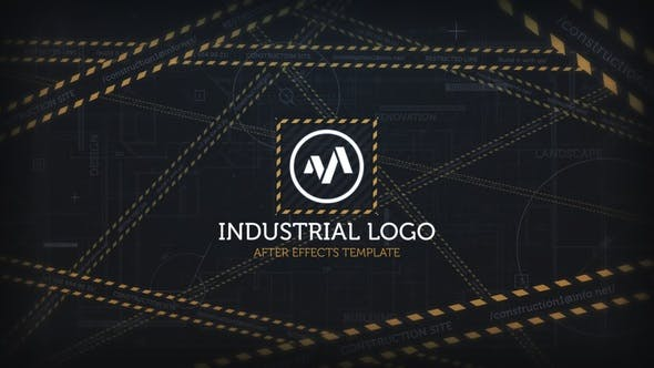 Thumbnail for Industrial Logo Reveal