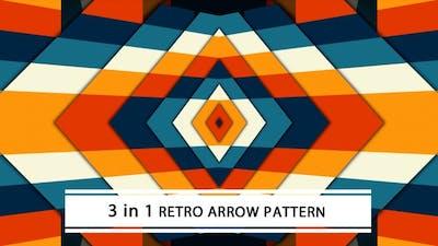 Retro Arrow Pattern
