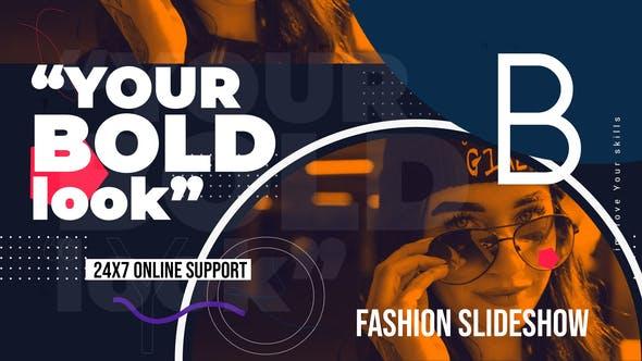 Thumbnail for Dynamic Fashion Slide Show