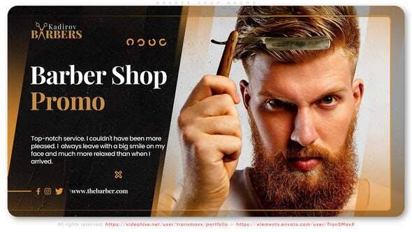 Thumbnail for Barber Shop Promo