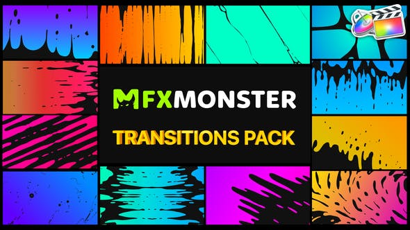 Thumbnail for Transiciones orgánicas | FCPX