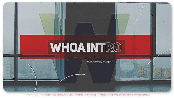 Thumbnail for Whoa Intro Add