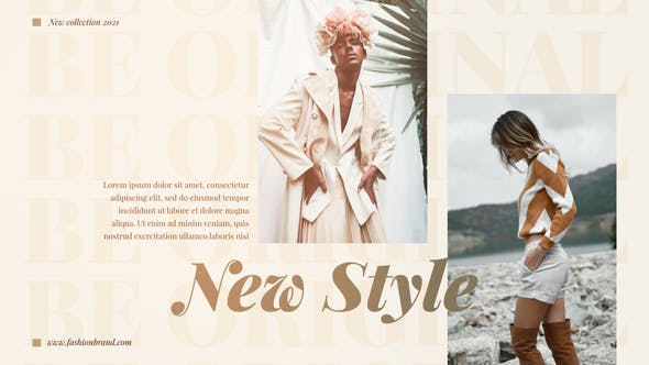 Thumbnail for Minimal Fashion Promo