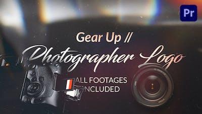 Gear Up // Photographer Logo