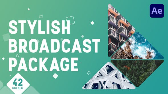 Thumbnail for Stylish Broadcast Package