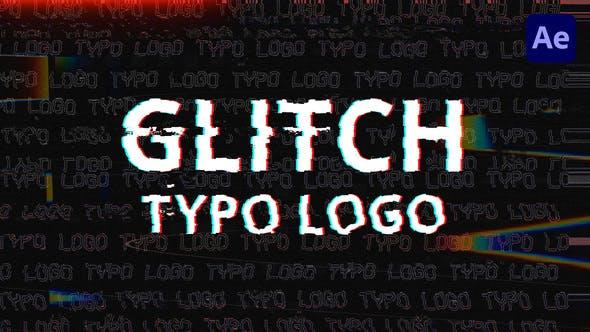 Thumbnail for Glitch Typo Logo