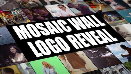 Revelar el Logo mosaico