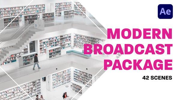 Modern Broadcast Package