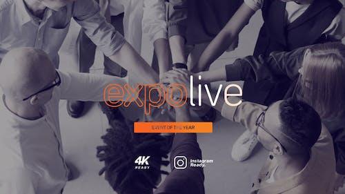 Live Event Promo