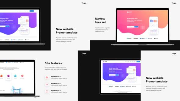 Targa - Website Promo