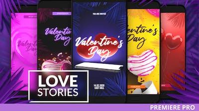 Love Instagram Stories for Premiere