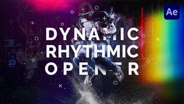 Dynamischer rhythmischer Opener