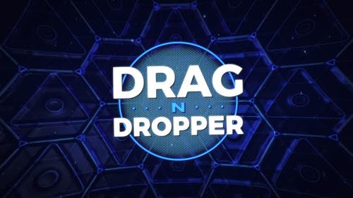 Drag-n-Dropper Motion Pack (Transitions, Revealers, Lower Thirds, Backgrounds and More)