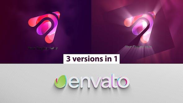 Thumbnail for Simple Modern Logo Reveal