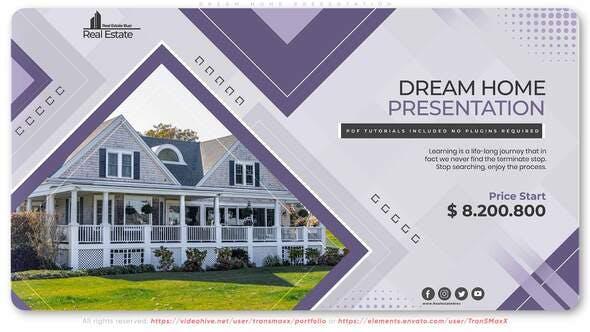Thumbnail for Dream Home Presentation