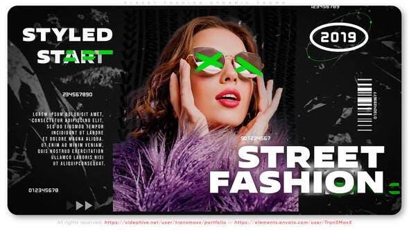 Thumbnail for Street Fashion Dynamic Promo