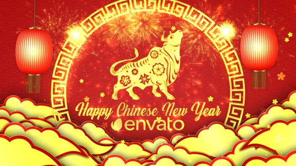 Thumbnail for Chinese New Year Greetings