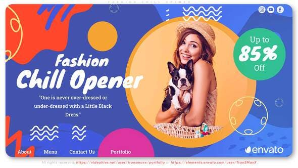 Thumbnail for Fashion Chill Opener
