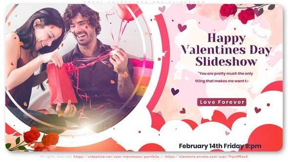 Thumbnail for Happy Valentinstag Diashow