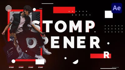 Bold And Strong Stomp Opener