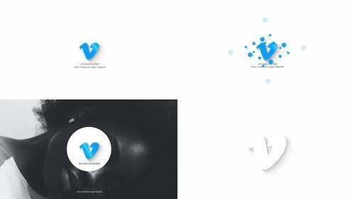 Stroke Logo Reveal