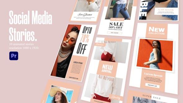 Thumbnail for Histoires sur les médias sociaux