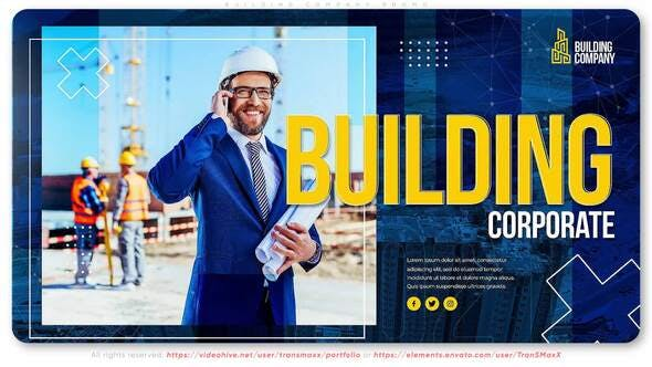 Thumbnail for Building Company Promo