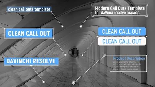 20 Clean Callouts V.1