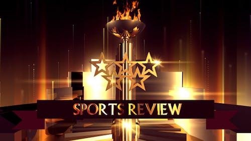 Revue sportive