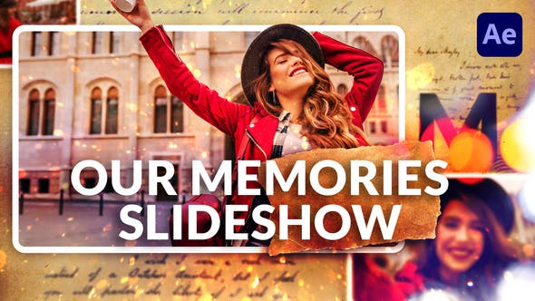 Cover Image for Unsere Memories Diashow