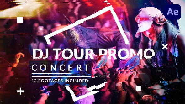 Thumbnail for DJ Concert Tour Promo