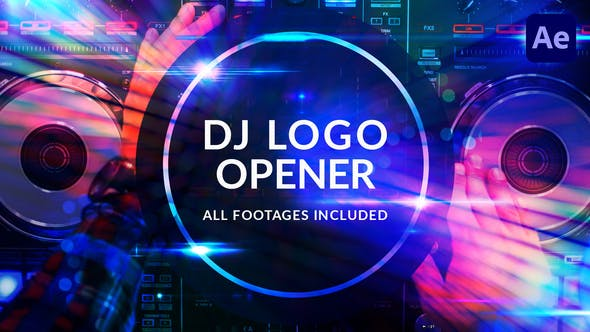 Thumbnail for DJ Logo Opener