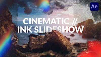 Cinematic // Ink Slideshow