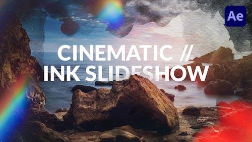 Cinematic // Ink Slideshow