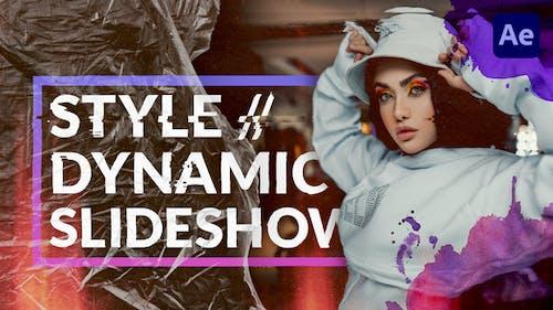 Style // Dynamic Slideshow