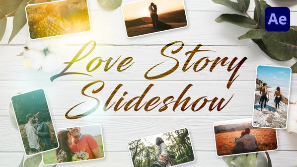 Thumbnail for Love Story Diashow