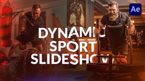 Dynamic Sport Slideshow