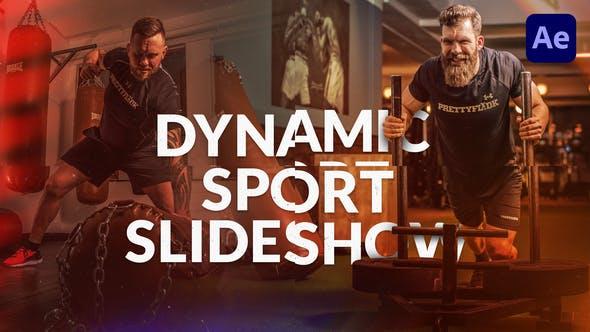 Thumbnail for Dynamic Sport Slideshow