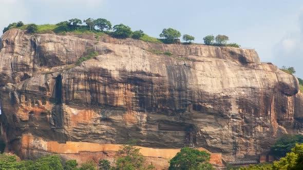 Thumbnail for Sigiriya Lion Rock, Sri Lanka Timelapse