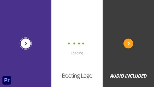 Bootspiel-Logo-Enthüllung | Für Premiere Pro