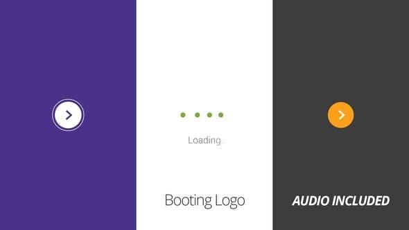 Logo Boot-Enthüllung