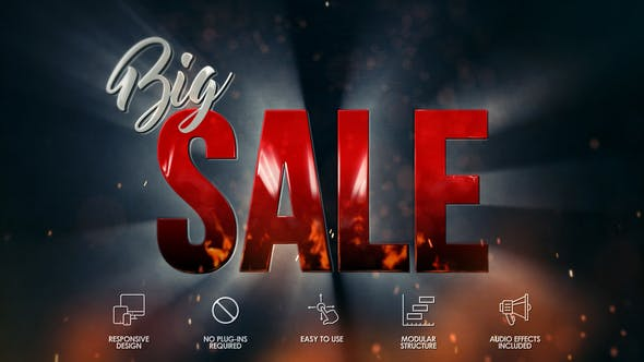 Großer Verkauf Kommerziell