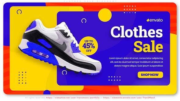 Clothes Sale Discount