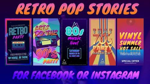 Retro Pop Stories