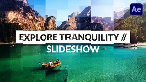 Explore Tranquility // Slideshow