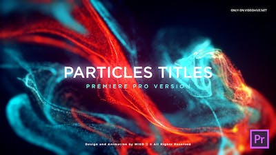 Particles Titles - FLU