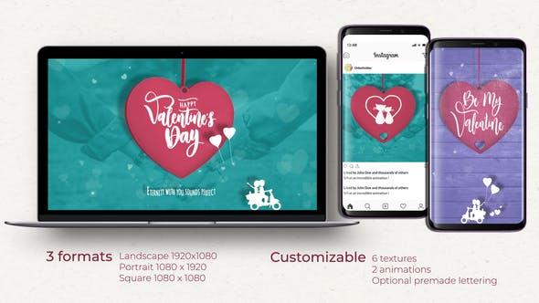 Valentine's Day Opener
