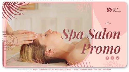Spa and Massage Salon Promotion